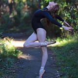 Studio 7 Dancewear Ava Long Sleeve  Leotard for Girls