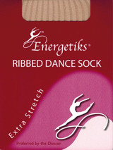 ENERGETIKS Ribbed Dance Sock CBS05