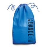 Bloch Love My Shoes Bag - Royal Blue