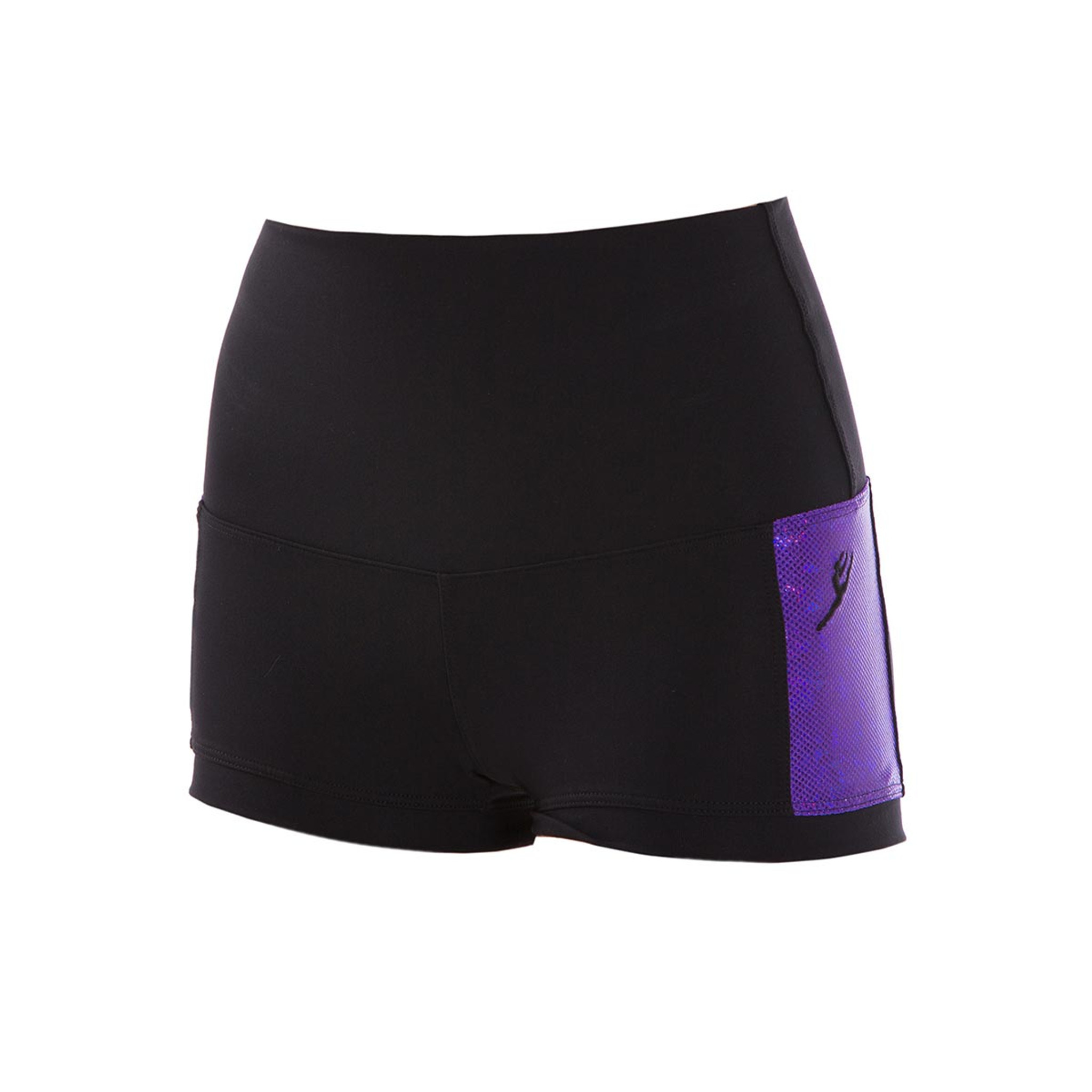 Energetiks Mia Boy Leg  Metallic Short Girls