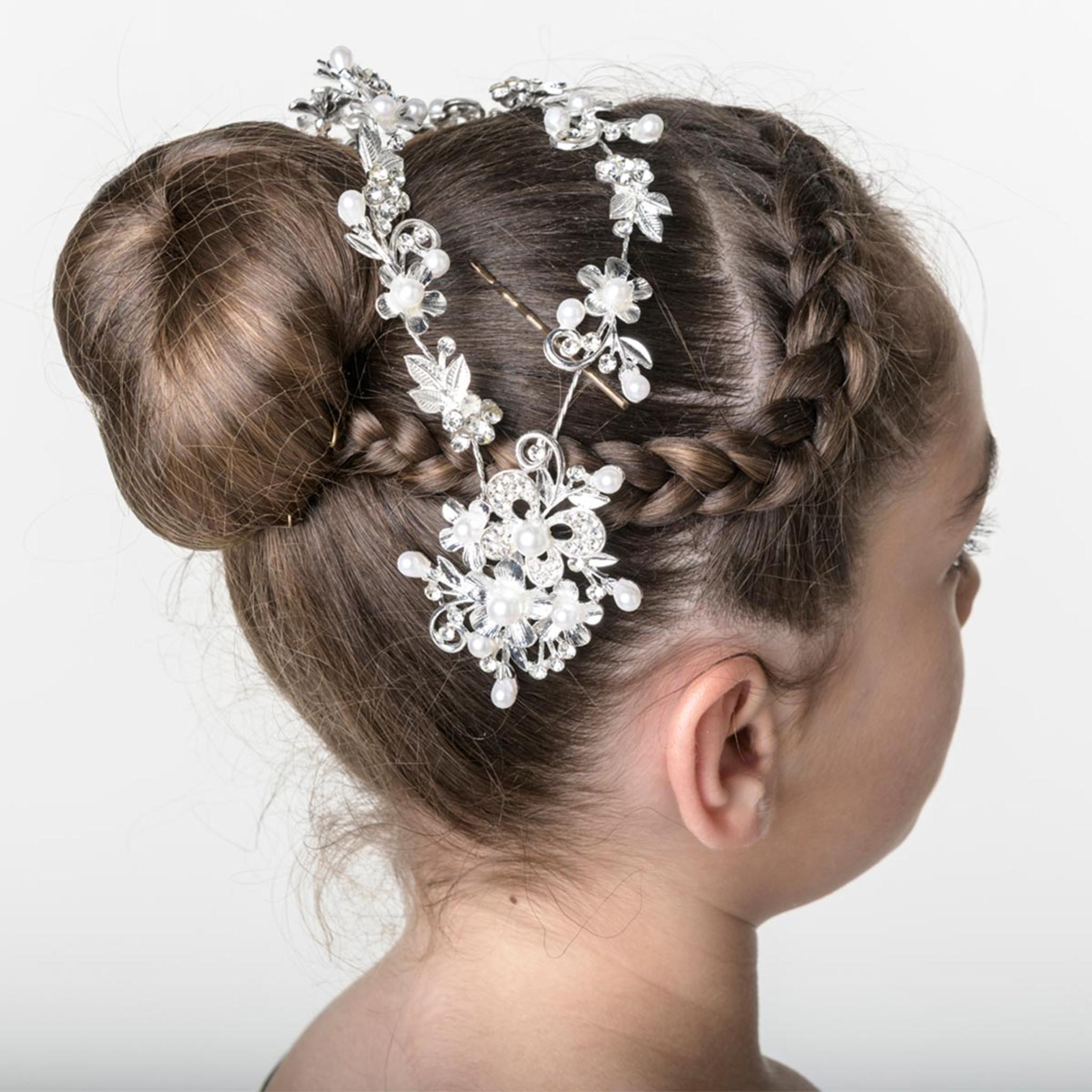 Studio 7 Dancewear Floral Comb Headband - DANCE DIRECT® 73b11d489b8