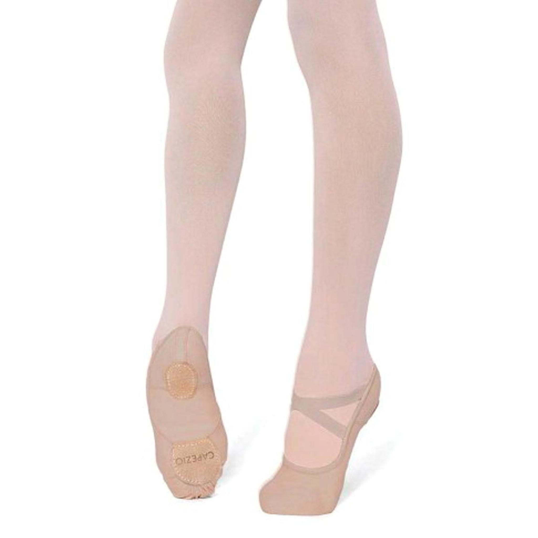 9e1b463bc Capezio Hanami Ballet Shoes - Girls Split Sole Ballet Shoe - DANCE ...