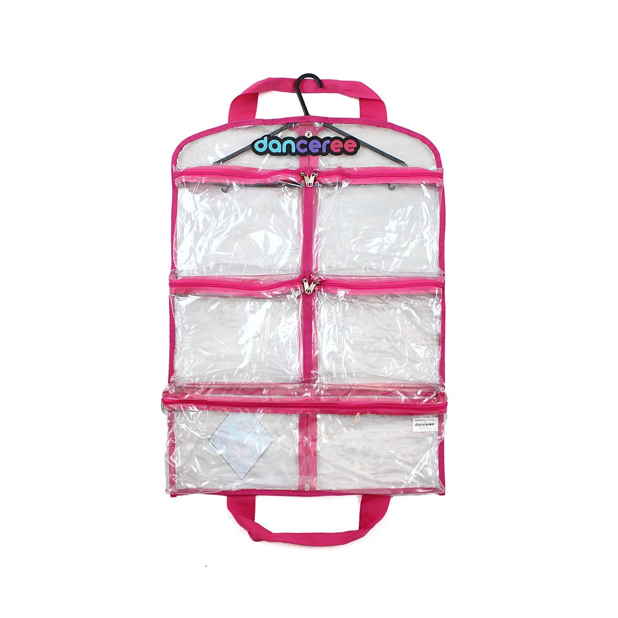 6df418714212 Danceree Costume Bag Pockets - Dancewear Compartment Bag - DANCE DIRECT®