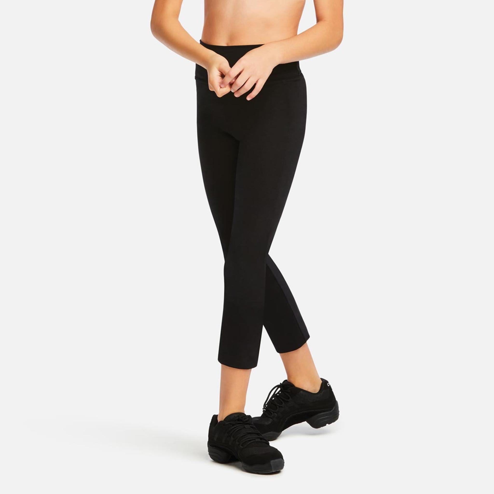 8633c286e Capezio High Waist Tights - Girls Activewear Legging - DANCE DIRECT®