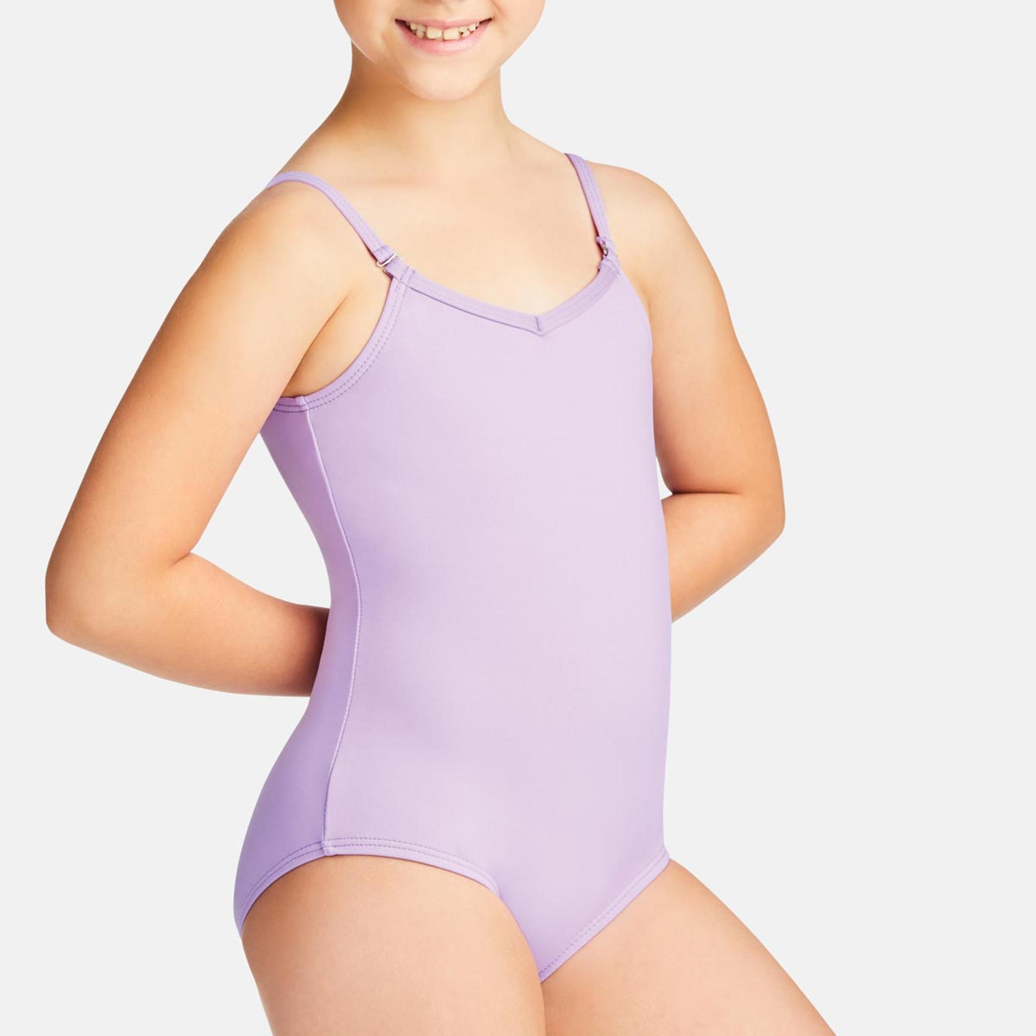 39e36c737 Capezio Camisole Leotard Adjustable Straps - Girls Leotard - DANCE ...