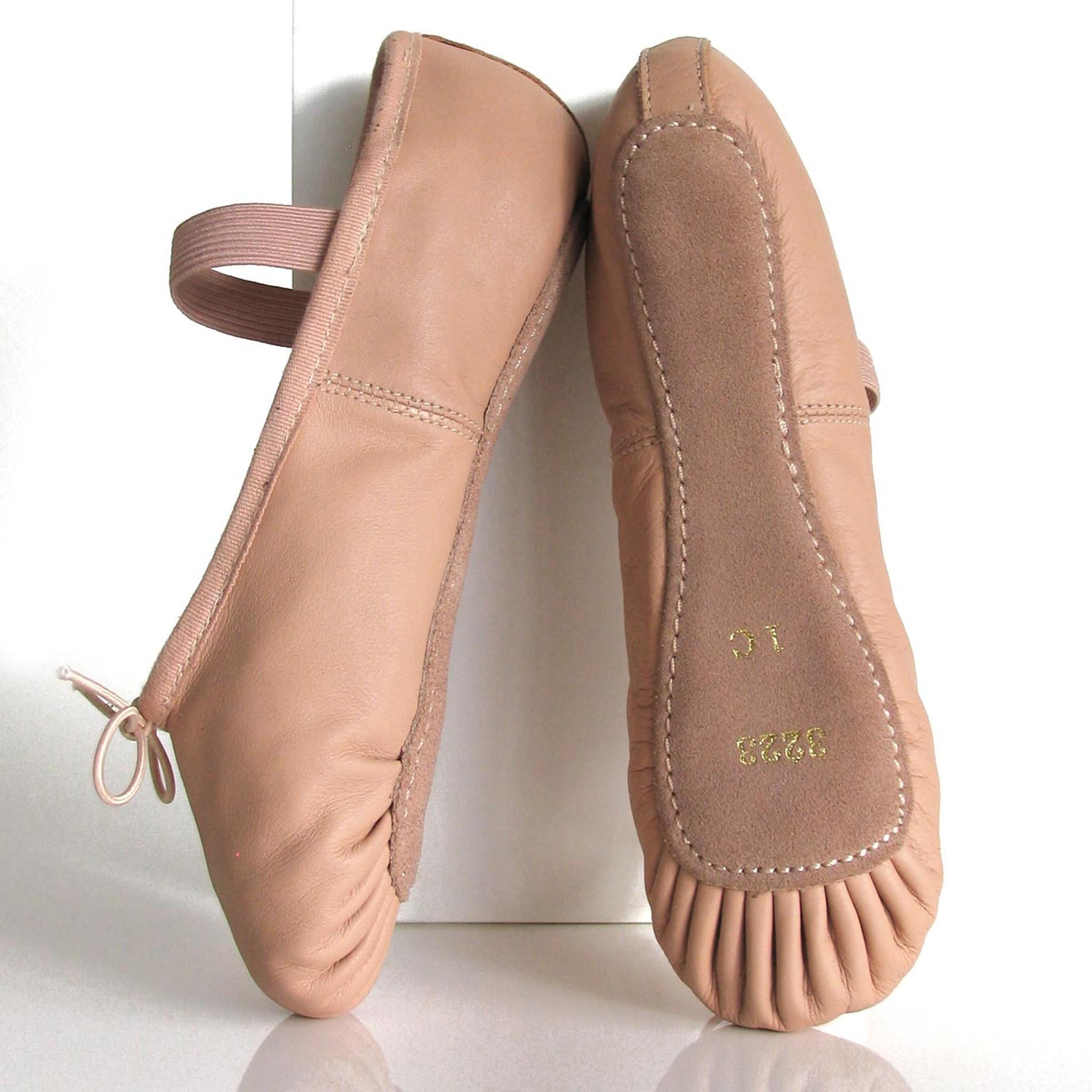 00fd22e8c15a Dance Direct Ballet Shoes Full Sole Leather - DANCE DIRECT®