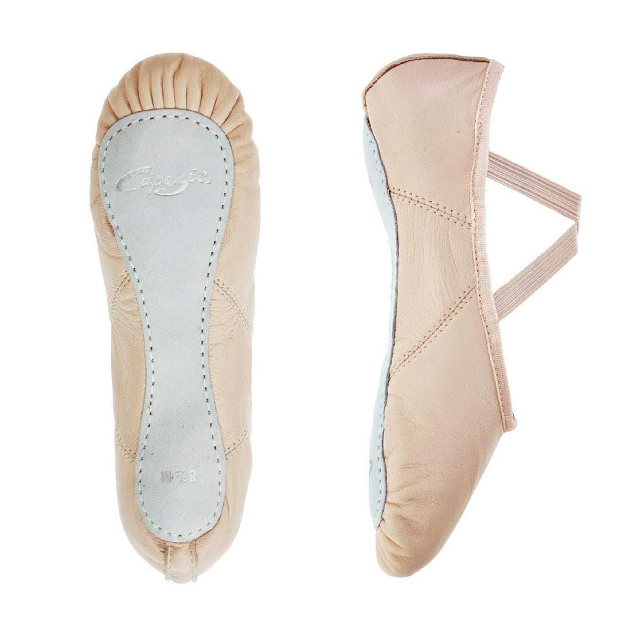 Capezio Full Sole Ballet Shoes Juliet Girls