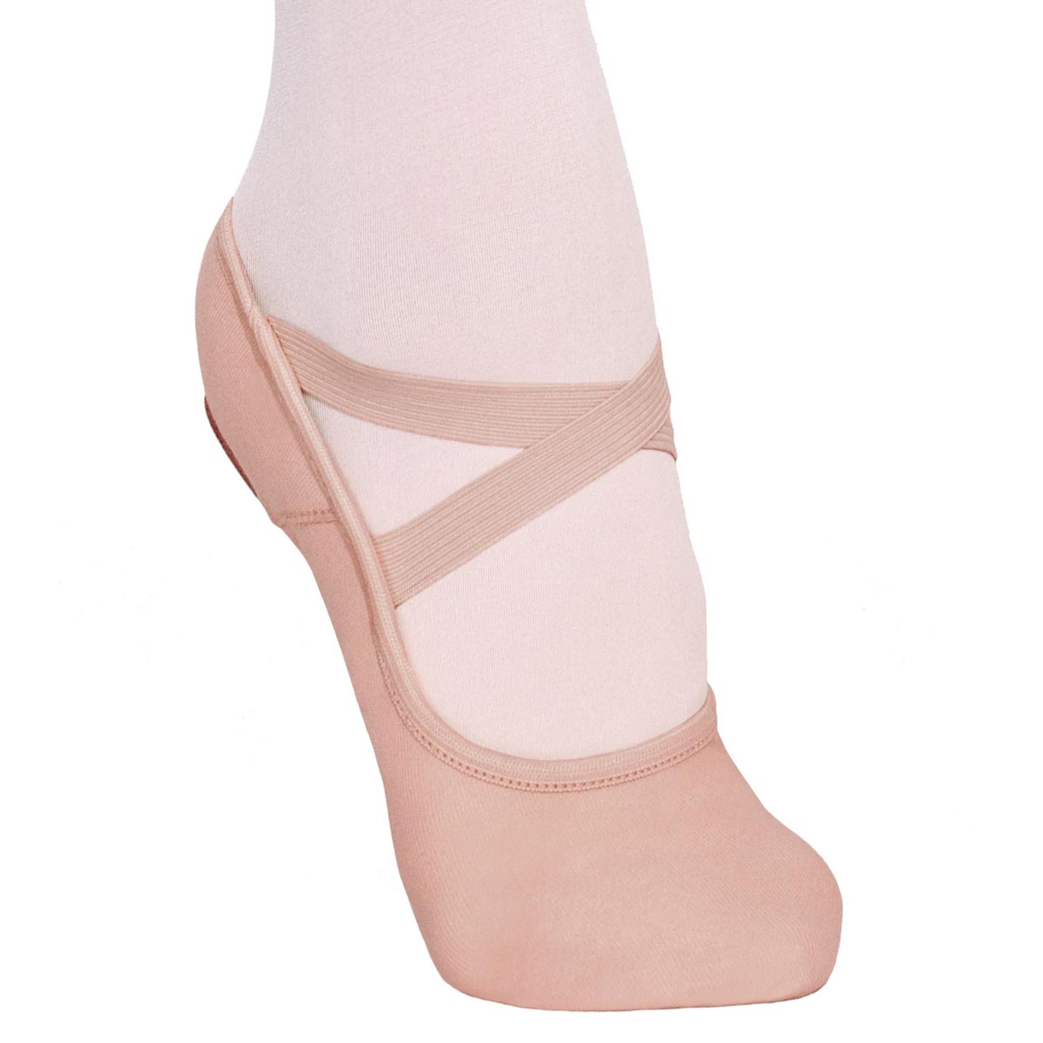 Dance Direct Canvas Ballet Shoes Split Sole