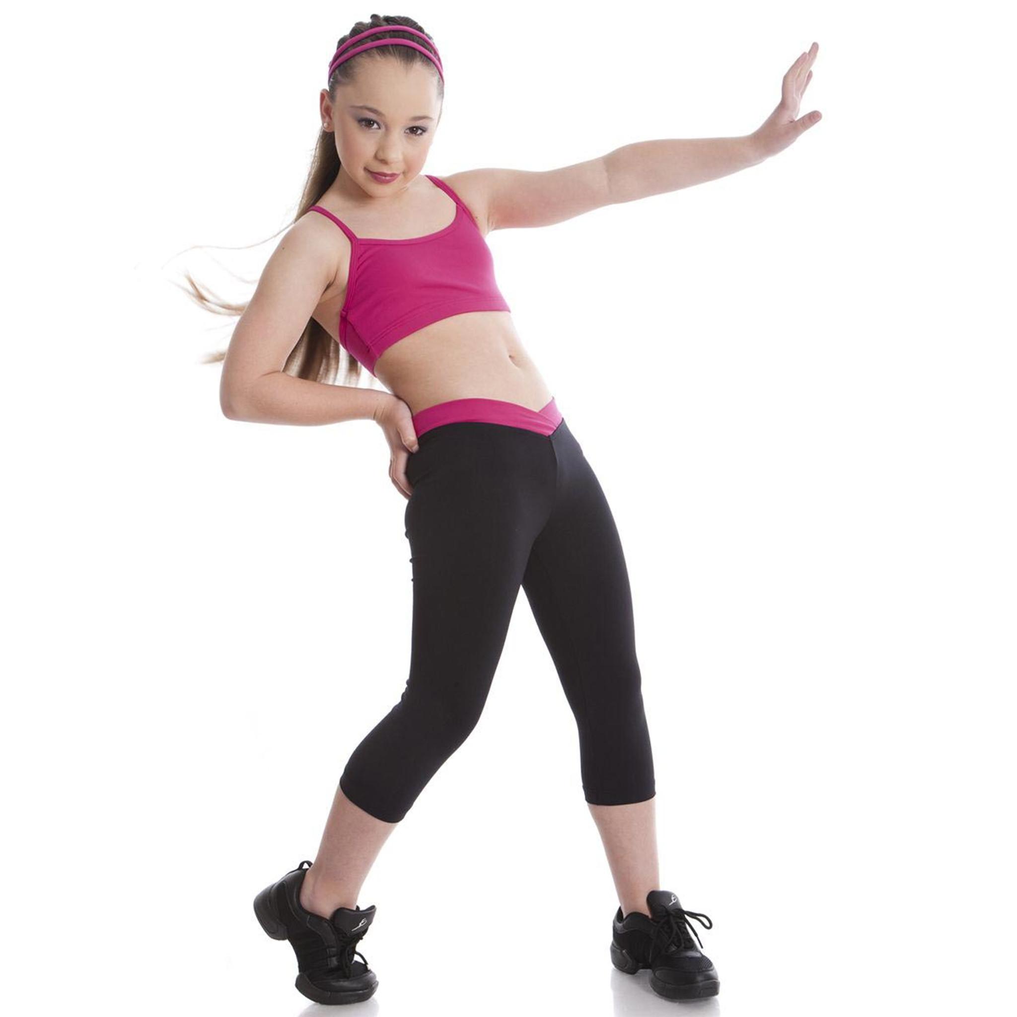 Energetiks V Band  Claudia Capri Tights Girls Proform''