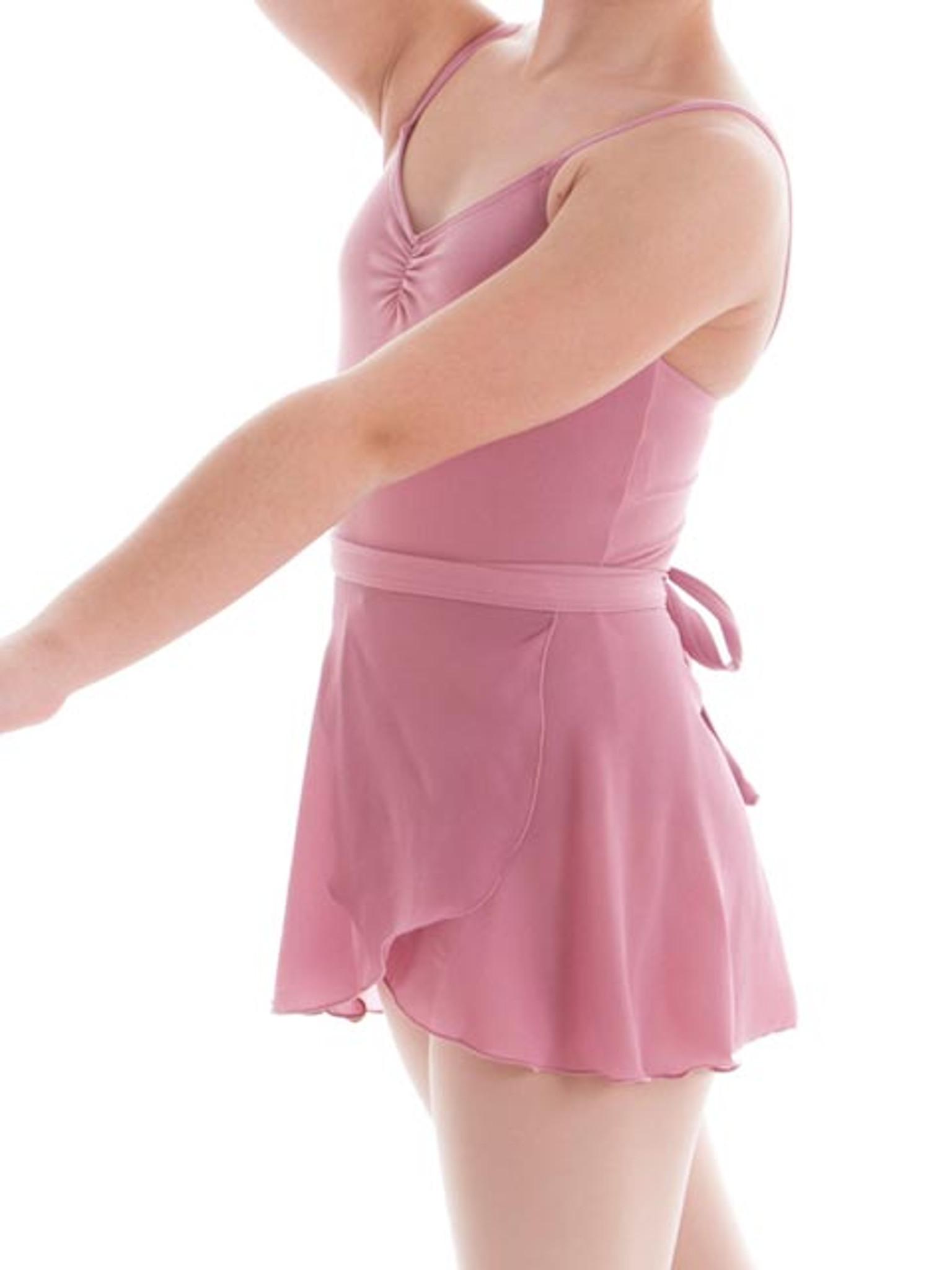 Tie Back Wrap Skirt CS01