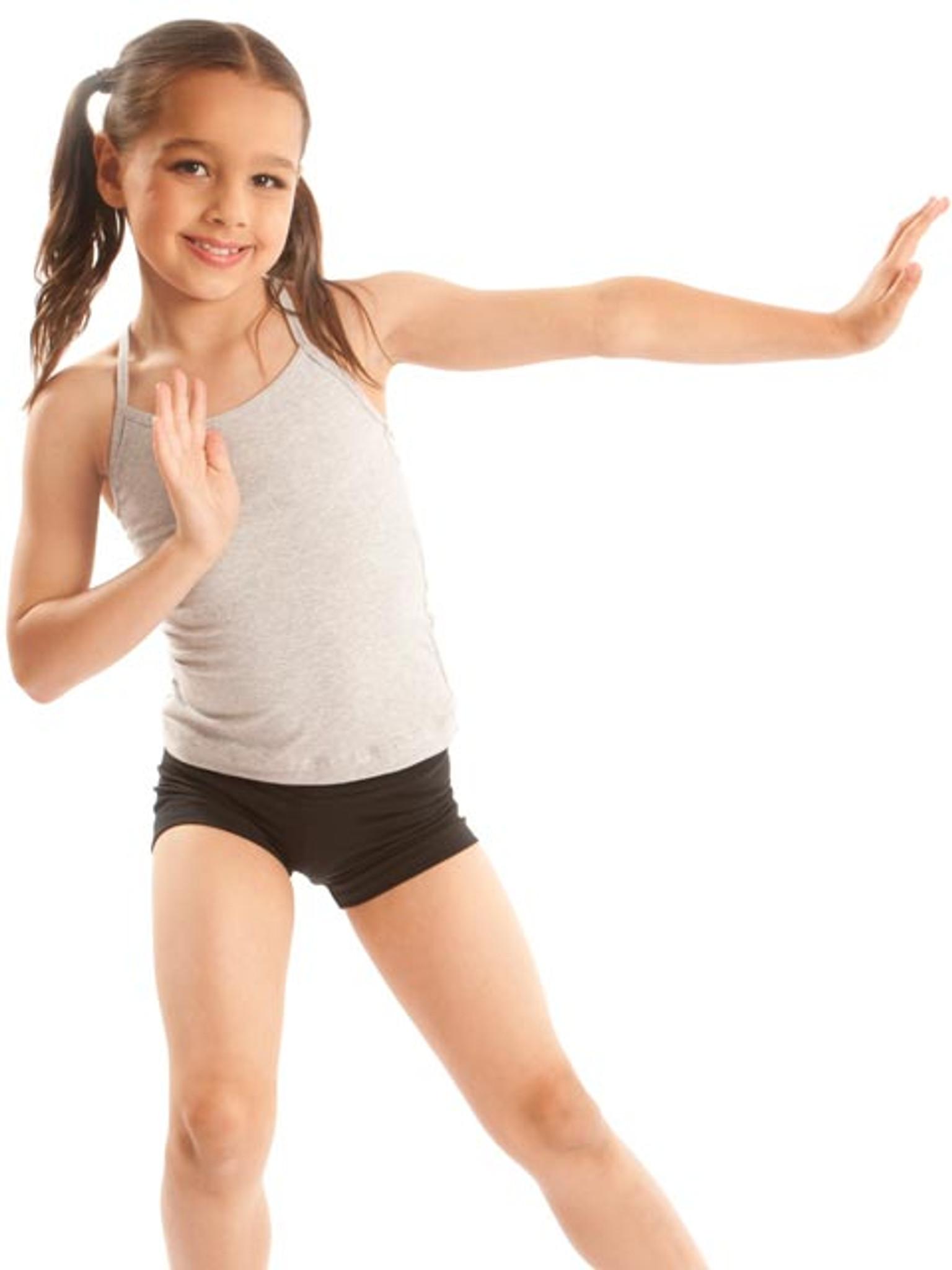 Energetiks Debut V Band Dance Shorts Girls