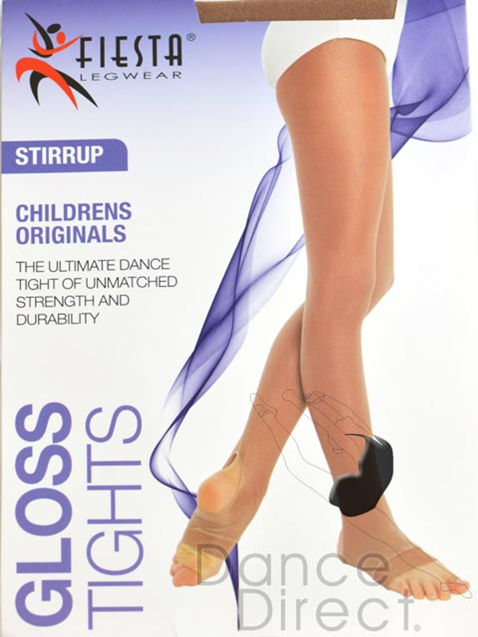 Stirrup Fiesta Tights