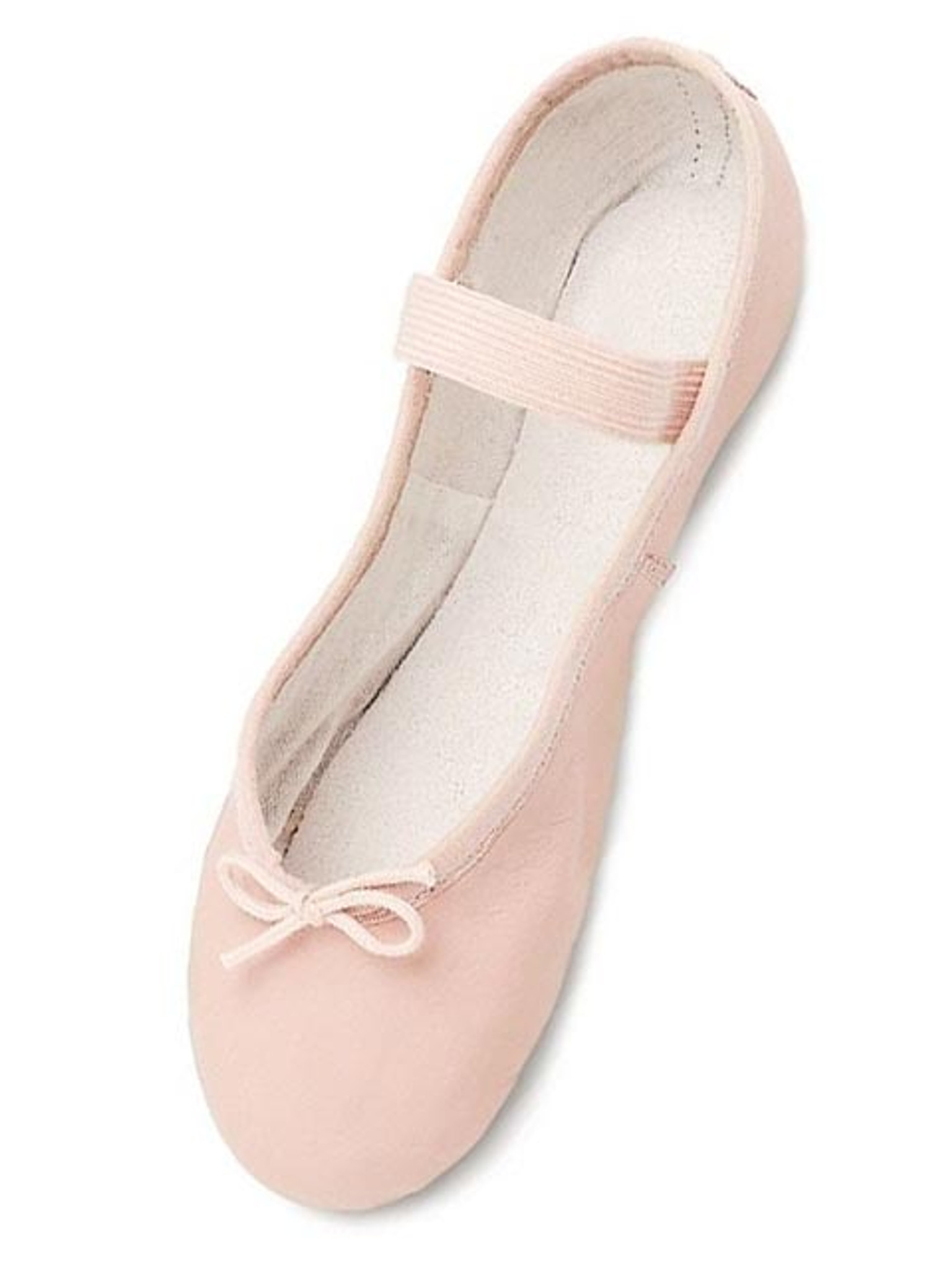 Child /& Adult NEW Bloch Pink Full Sole Leather Dansoft Ballet Shoes Toddler