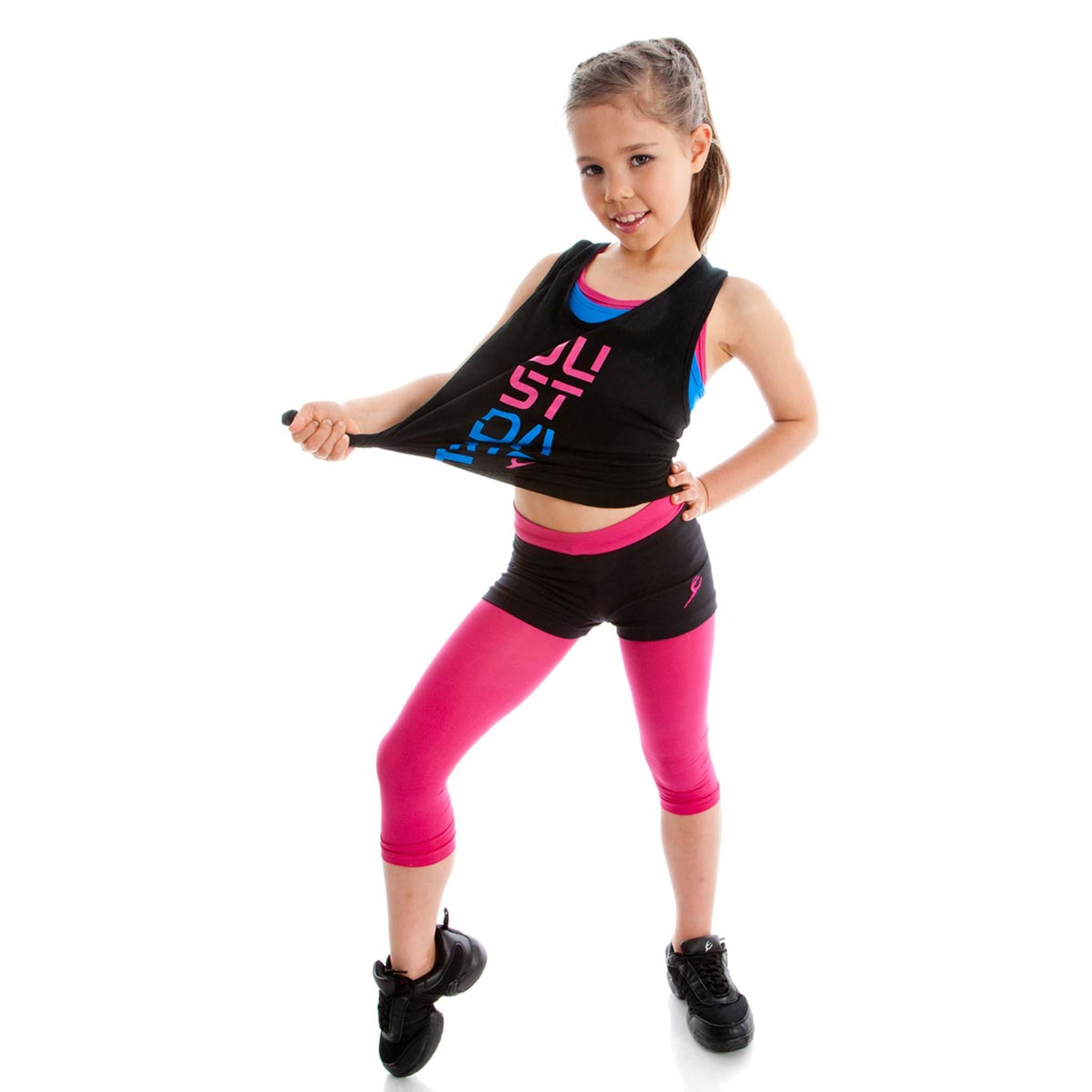 Energetiks Straight  Band  Dance Shorts Girls