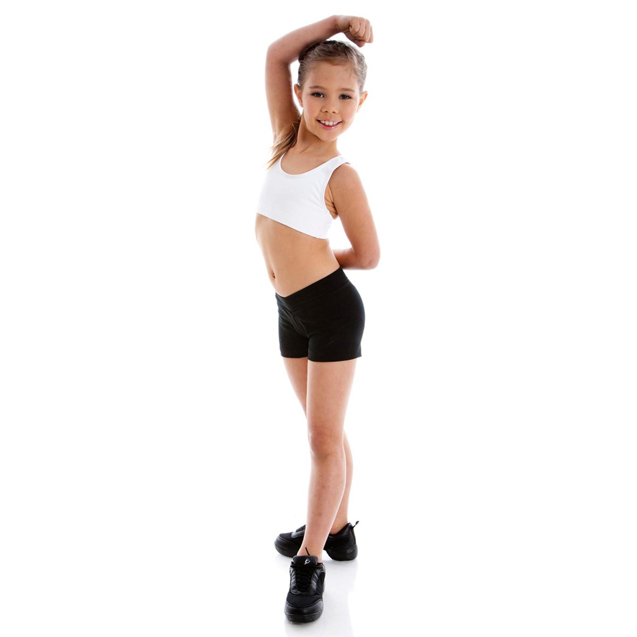 698b0e260 Energetiks V Band Short - Girls Dance Shorts - DANCE DIRECT®