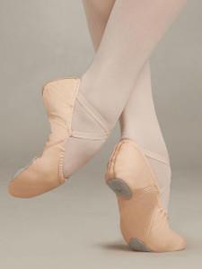 Juliet Split Sole leather Ballet Shoe