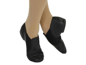 Capezio Stretch Jazz Ankle Boots Children