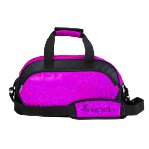 Energetiks Jewel Glitter Bag  Hot Pink