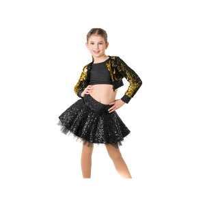 Studio 7 Dancewear Stage Lights Crop Jacket Adults