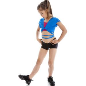 Energetiks V Band Short Christina Short Girls Cottonluxe''