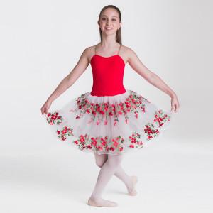 Studio 7 Dancewear Floral Romance Tutu Dress Ladies