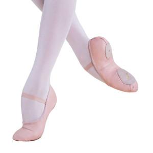 Energetiks Split Sole Leather Ballet Shoes Girls