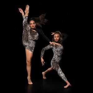 Studio 7 Dancewear Zebra Unitard Adults