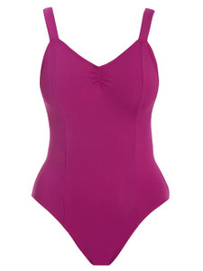 Thick Strap Leotard Adults AL11