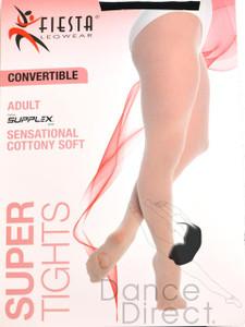 FIESTA Supplex Convertible Tights Black 1997C