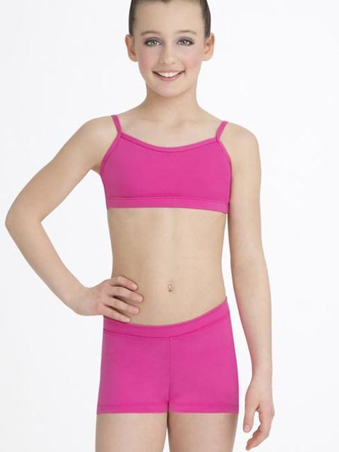 b036a9a98593 Capezio Dance Crop Tops Girls - DANCE DIRECT®