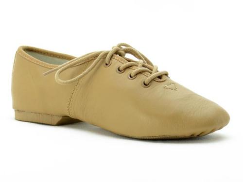 Dance Direct Jazz Shoes Split Sole Lace