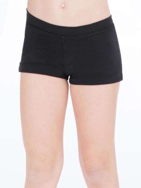b07b2978f395 Capezio Boycut Low Cut Dance Shorts Girls - DANCE DIRECT®