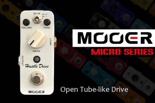 Mooer Hustle Drive ( OCD Clone )