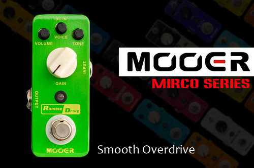 Mooer Rumble Drive