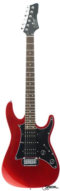Swing EZ-1 MRD Metallic Red Electric Guitar