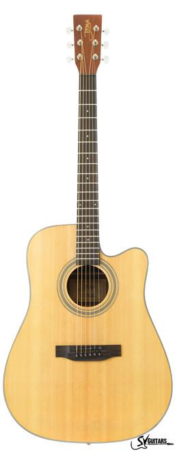 Tyma HDC-60 SMAT Acoustic Guitar