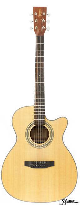 Tyma HFC-60 SMAT Acoustic Guitar