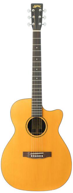 S.Yairi YF-25C EQ Acoustic Guitar