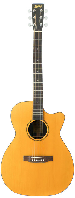 S.Yairi YF-25C EQ Acoustic Guitar