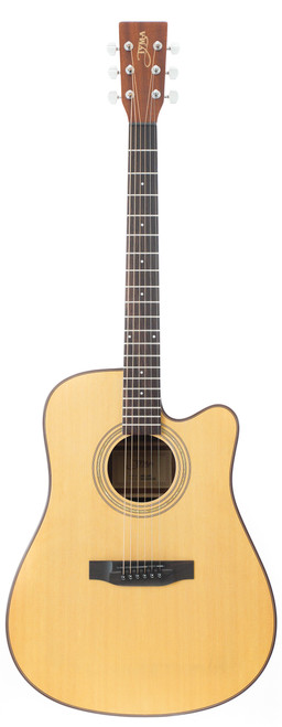 Tyma HDC-100 NS Acoustic Guitar