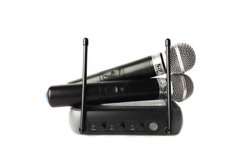 Sound Drive SVM-52E 2 Wireless Handheld Microphone