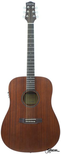 Z-Custom ZC D701 EQ Acoustic Guitar