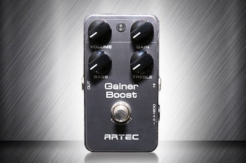 Artec Legend Series - Gainer Boost