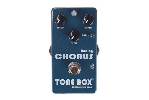 Tone Box by Swing Guitars - Chorus Pedal