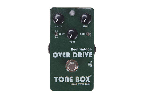 Tone Box by Swing Guitars - Vintage Overdrive