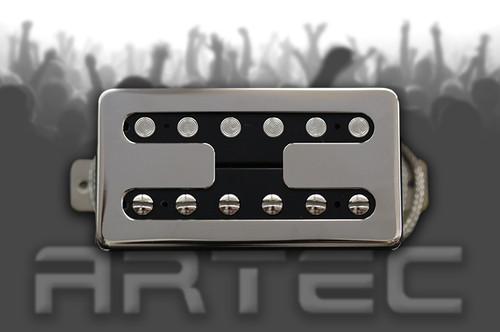 Artec VTR Pickup (Hollow Bodies) Neck Chrome