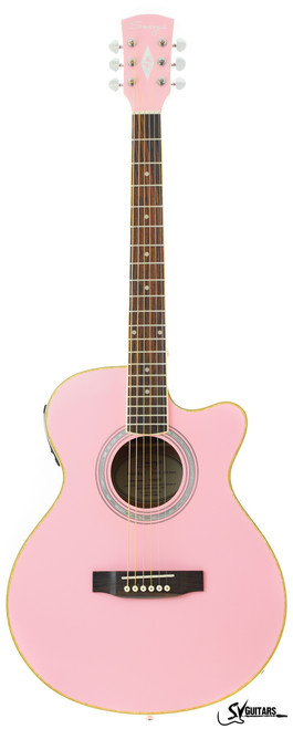 Swing Rose ME Pink w/Artec FTE-3TN EQ