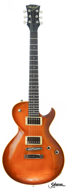 Dean Zelinsky Private Label - Strettavita Custom Vintage Sunburst