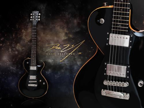 Dean Zelinsky Private Label - Strettavita Standard Classic Black