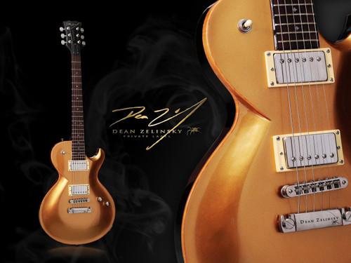 Dean Zelinsky Private Label - Strettavita Standard Gold Top